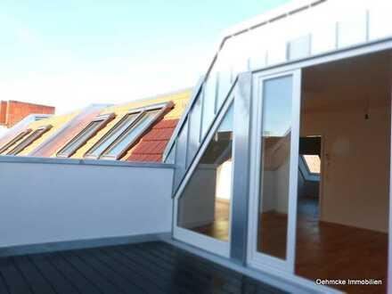 Neubau -Dachgeschoss-Wohnung für eine Wohngemeinschaft oder eine Familie in Charlottenburg