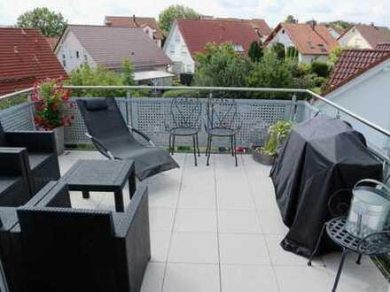 Verlieben Sie sich neu - tolle, neuwertige Wohnung mit 4 Zi. und zwei Balkonen