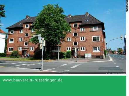 Helle, freundliche Zwei-Zimmer-Wohnung in Innenstadtrandlage
