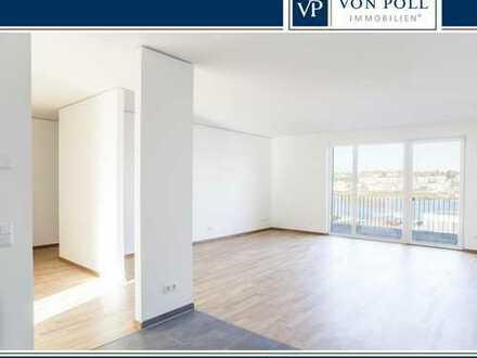 Exklusive Neubauwohnung mit Seeblick!