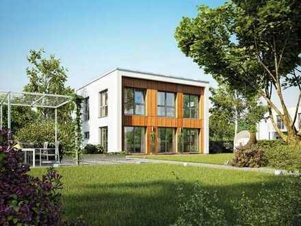 Villa in der Bauhaus-Architektur