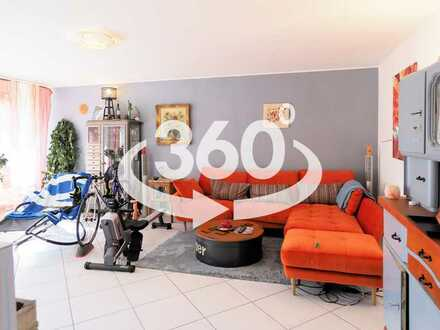 Riesige Dachterrasse, Wohntraum mit ebenerdigem Zugang + Lift + TG-Stpl.!