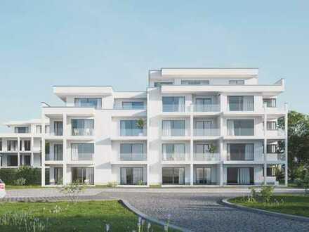 Helle 3-Zimmer-Wohnung mit modernem Wohnkomfort und Balkon in idyllischer Umgebung