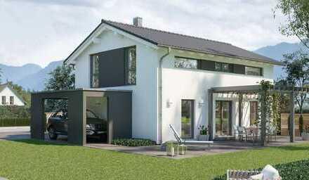 Schönes Einfamilienhaus in Karlstein