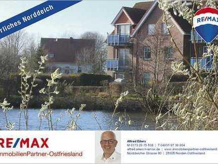 Exclusive Wohnung mit Seeblick in Nordddeich