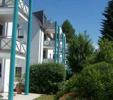 3 Zimmer im 1. Obergeschoss mit sonnigem Balkon