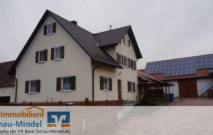 Gemütliches Einfamilienhaus in guter Dorflage von Bergheim sucht neuen Mieter!