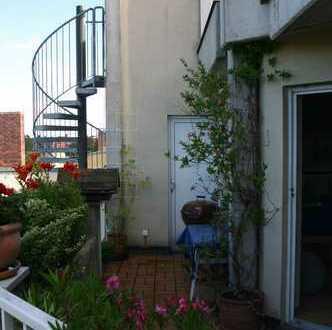 4-Zi-Whg mit großem Balkon und schönem Blick auf den Fürther Stadtpark