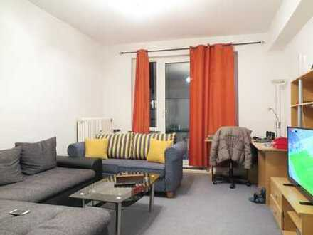 Single-Wohnung mit Balkon und Aufzug in der Bochumer City