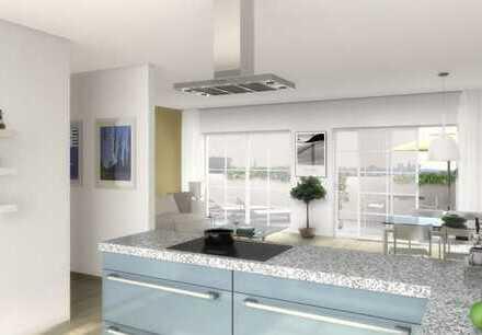 Penthouse Wohnung - 3 Zimmer mit großer Dachterrasse