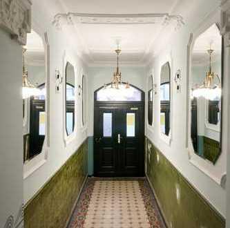 Kapitalanlage! Vermietete 3-Zimmer-Altbau-Wohnung in bester Citylage in Friedrichshain!