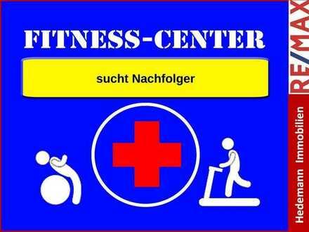 *Nachfolger für Fitness-Center gesucht*hochfrequentierte Lage*großer & fester Kundenstamm*niedrige P