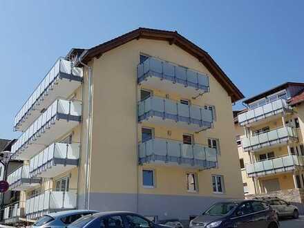 Schöne drei Zimmer Dachgeschoss-Wohnung in Karlsbad