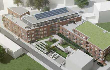 Penthouse mit Dachterrasse: exklusive 3-Zimmer-Penthouse-Wohnung in Osnabrück