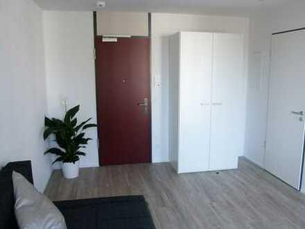 Helle, neuwertige 1-Zimmer-Wohnung mit EBK in Augsburg