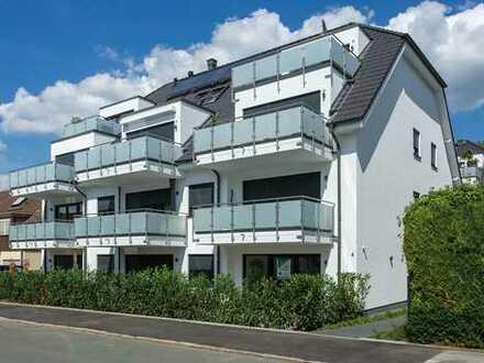 Exklusiver Neubau mit Terrasse in ruhiger Lage