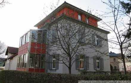Erstbezug nach Sanierung! 3-Zimmerwohnung mit Veranda, Terrasse und Gartennutzung in Radebeul-West