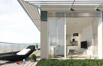 Luxus Penthouse mit atemberaubendem Blick über Zweibrücken!
