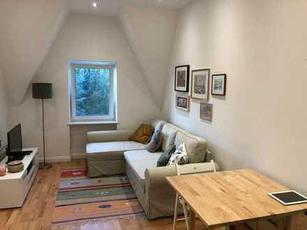 Exklusive 2-Zimmer-Wohnung mit EBK in Frankfurt am Main