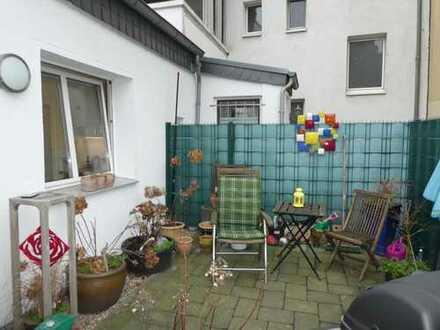 Gemütliche Single-Wohnung im Erdgeschoss mit Terrasse