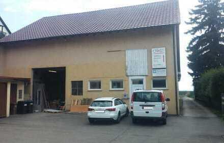 ***Gewerberäume für Werkstatt, Lager, Handel, o. ä. in F-Bernhausen***