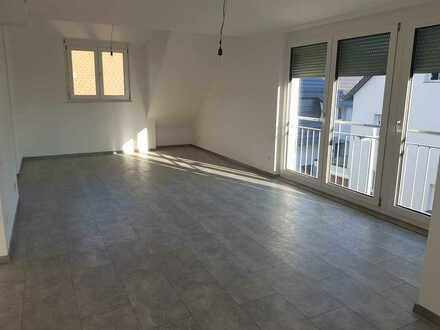 Erstbezug: exklusive 4-Zimmer-Maisonette-Wohnung mit Balkon in Deizisau