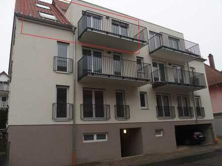 Wohnen in der * Belle Etage * Maisonette-Wohnung in zentraler Lage von Bad Rappenau