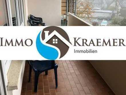 Moderne 3 Zimmer-Wohnung mit Balkon zu vermieten www.immo-kraemer.de