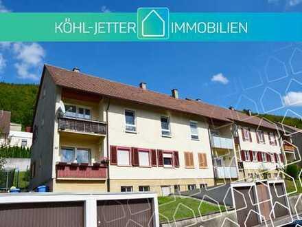 Heimwerker aufgepasst! 3 Zi.-Whg. mit viel Potential in ruhiger Lage von Albstadt-Ebingen!