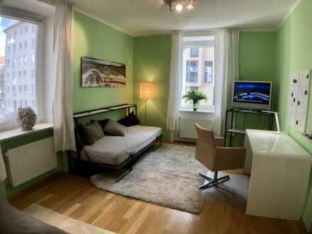 3 Zimmerwohnung in der Au für 6 Monate