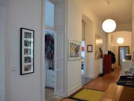 Altbauklassiker 5 Zimmer mit 2 Balkonen WI-Rheingauviertel