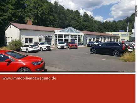 Ausstellung, Werkstatt und Produktion in Top-Lage von Suhl zu verkaufen!