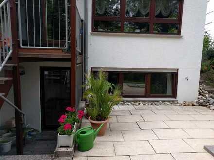 1-Zimmer Einliegerwohnung mit EBK in Backnang