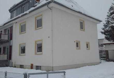Schöne, großzügige DHH mit 4,5 Zimmern, einer Doppelgarage und Garten in Niederraunau