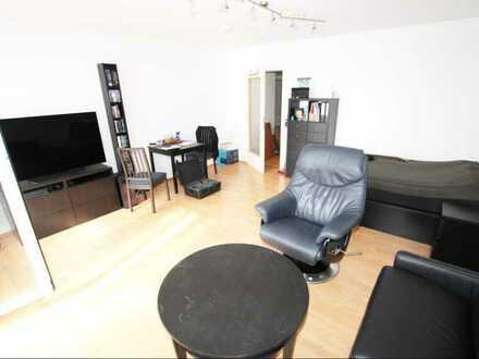 Zentrumsnahe 1 Zimmer Etagenwohnung, 42 qm mit traumhaften Ausblick in HD-Boxberg zu verkaufen