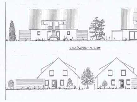Neubau-Doppelhaushälfte in bester Lage von Aurich