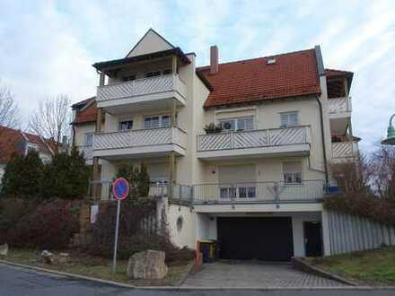 Erstbezug nach Renovierung! 2-Zimmerwohnung mit 2 Balkonen in ruhiger Lage von Niederau/ OT Ockrilla