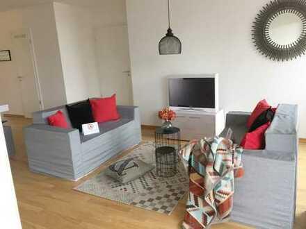 4-Raum-Wohnung mit Parkett, 2 Bädern und Sonnenbalkon