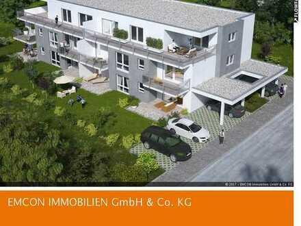 4,5 Zimmer Erdgeschosswohnung in sonniger und zentraler Lage von Seedorf
