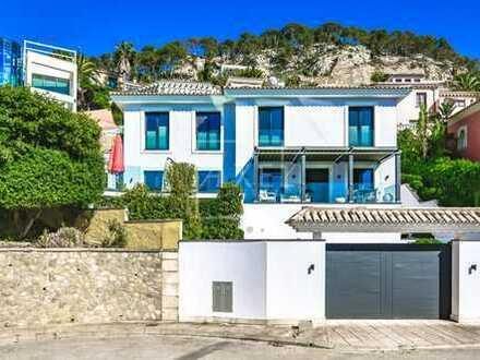 Wunderschöne Villa in Top Lage von Puerto de Andratx