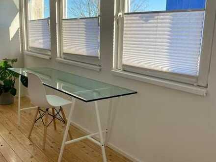 Möbliertes Zimmer in 4er WG Wohnung (Nähe HfK)