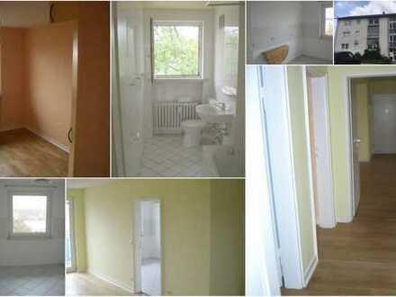 PROVISIONSFREI - KAPITALANLAGE oder EIGENNUTZUNG - attraktive 4-Zimmer-Wohnung mit Balkon
