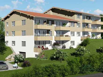 Neubau in Missen 3-Zimmer Wohnung 1. EG Wohnung Nr. 06