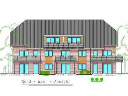 Neubau Eigentumswohnung in zentraler und bevorzugter Wohnlage!