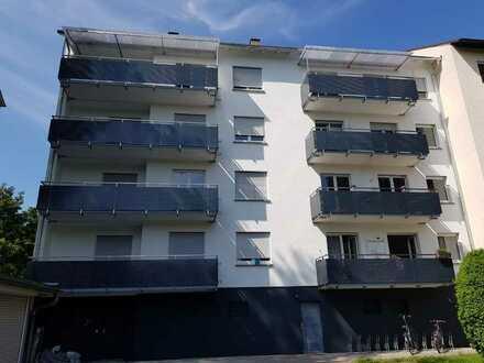 Karlsruhe-Oststadt: 3-Zimmer-Wohnung mit großem Südsonnenbalkon