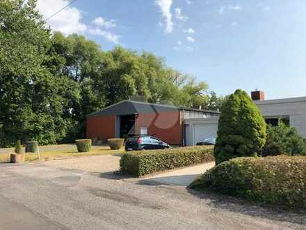 Gewerbefläche - Lagerhalle mit Büro in Bochum Riemke
