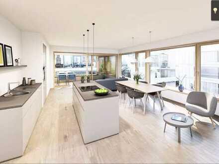 Neubau-Apartment inmitten von Krefeld