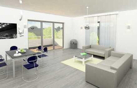 Nr. 4 Schöne Familien-Wohnung im 1.OG mit Aussicht ins Grüne