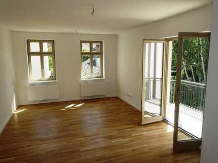 """""""DRIELUIK"""" – Wohnen in Potsdams Holländer Viertel: Komfortable 3-Zimmer-Wohnung mit Süd-Balkon!"""