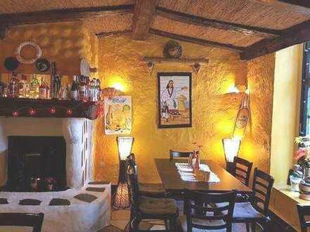 Außergewöhnliches Restaurant mit zwei Gasträumen in zentraler Südstadtlage